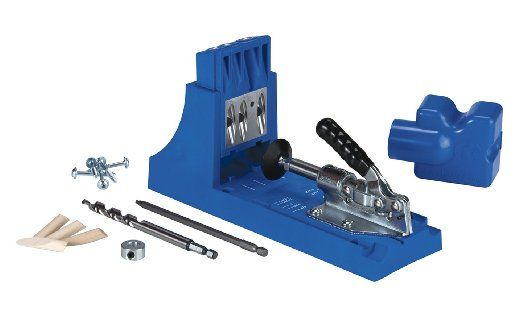 Kreg Jig K4 Pocket Hole System.  You know, for all that furniture I never have time to build.