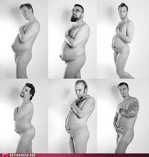 """""""if pregnant women get to do it, so do they"""" hahahaha. this is hilariously disgusting..."""