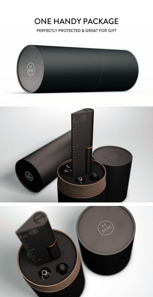 HMM™ RULE/ONE PEN & RULER by HMM PROJECT — Kickstarter