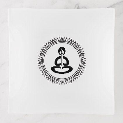 Spiritual Hooligan Glass Tray - diy & cyo customize