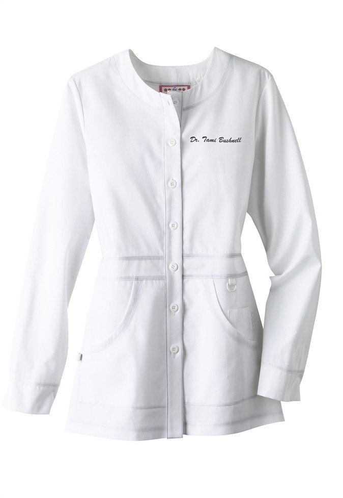 Koi Olivia labcoat. - Scrubs and Beyond