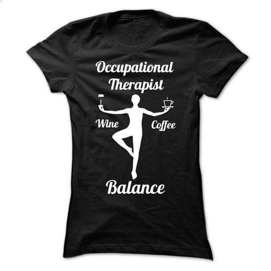Occupational Therapist - #flannel shirt #tshirt decorating. ORDER HERE => https://www.sunfrog.com/No-Category/Occupational-Therapist-64244839-Ladies.html?68278