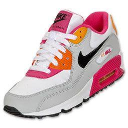 nike air max pink orange white nikes