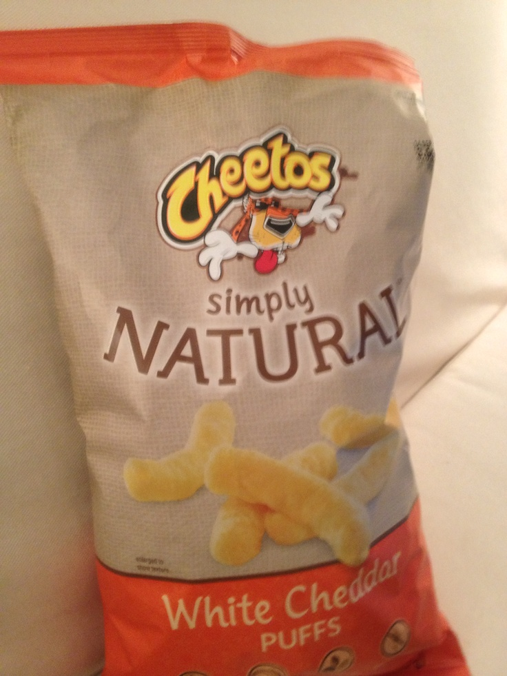 Gluten free Cheetos...yay!