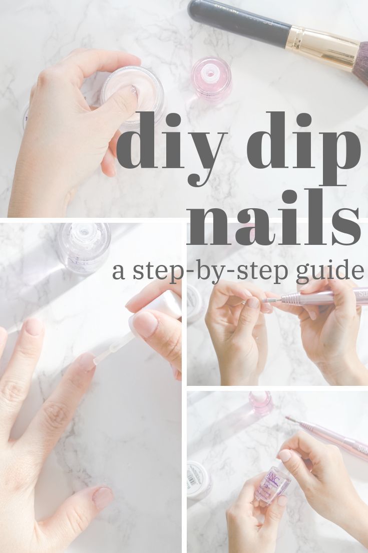 Diy Dip Powder Nails Life On Beacon Dipped Nails Gel Powder Nails Dip Powder Nails