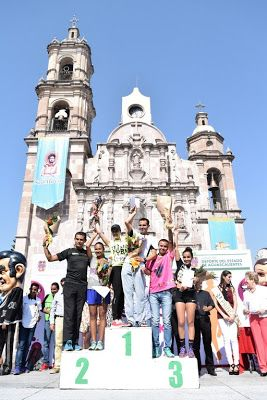 Fernando Cano Cleto, el ganador de la carrera en honor a San Marcos 2016 ~ Ags Sports