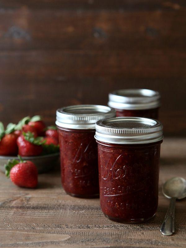 The Best Strawberry Jam!   completelydelicious.com