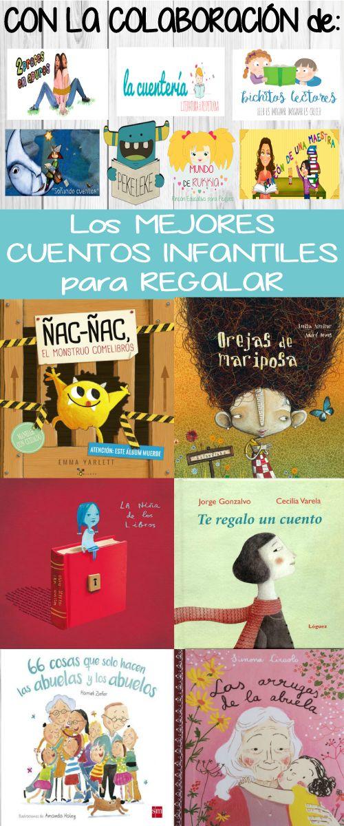 mejores cuentos infantiles para regalar, cuentos infantiles favoritos, cuentos infantiles ilustrados, cuentos niños, mejores cuentos