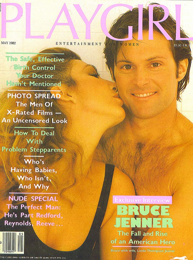 Cover Boy from Bruce Jenner: Olympic Gold and Beyond! | E! Online