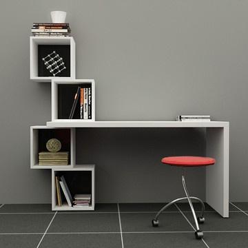 Schreibtisch Balanced Schwarz, 435€, jetzt auf Fab.