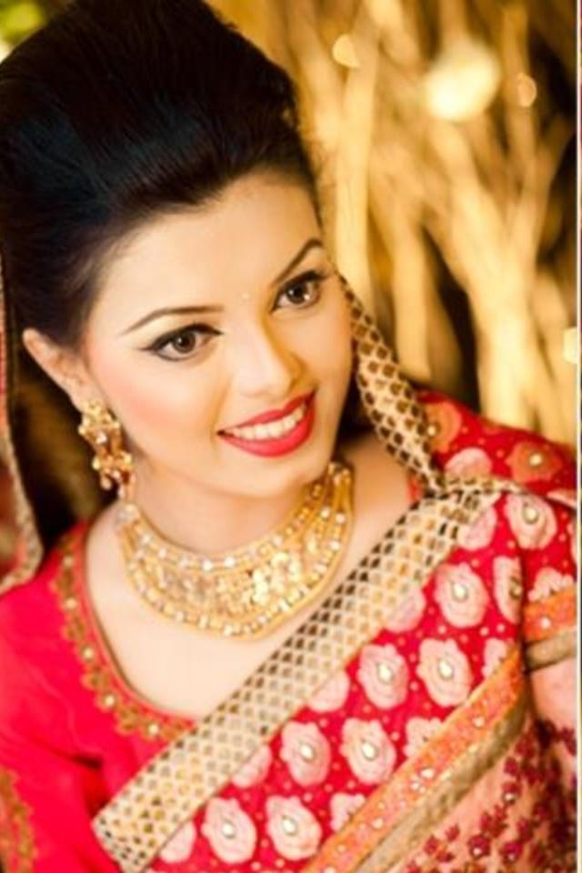 Pin by Farzana Ahmed on Bridal hair & makeup Bengali