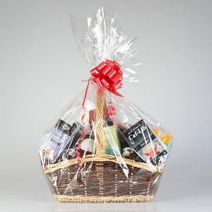 38 best tea gift basket images on pinterest tea favors tea tea gift basket negle Image collections