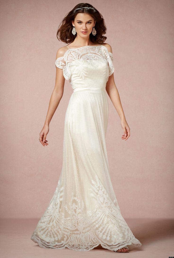 123 best wedding dresses images on Pinterest | Wedding frocks ...