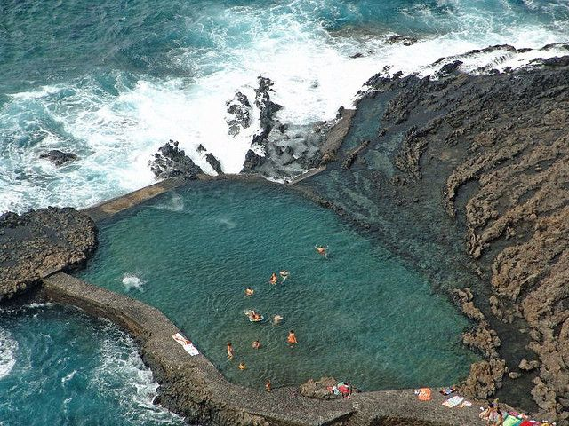El Hierro - the smallest of the Canary Islands