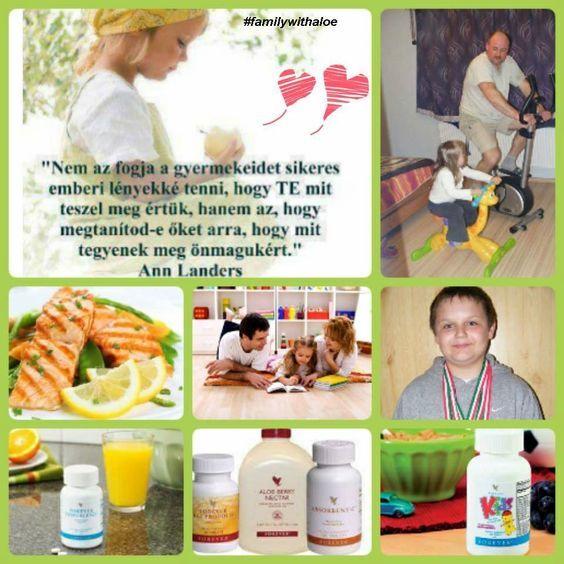 Tanítsd meg gyermeked: - egészséges étkezésre, a vitaminok fontosságára - rendszeres sportolásra - örömteli, értő tanulásra egy életen át - az együtt töltött idő szeretetére - a felnőttek tiszteletére Nagyobb esélyt kap az életben.....:-)