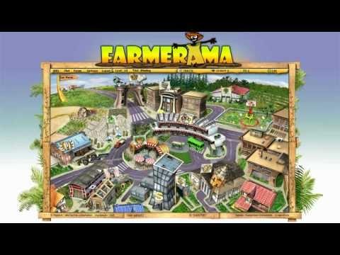 Farmerama Official Trailer English - Bigpoint