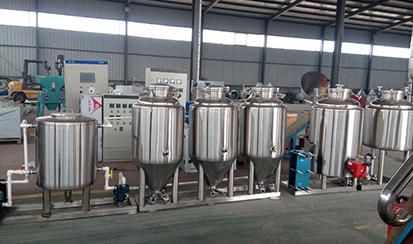 100L Home brewing system