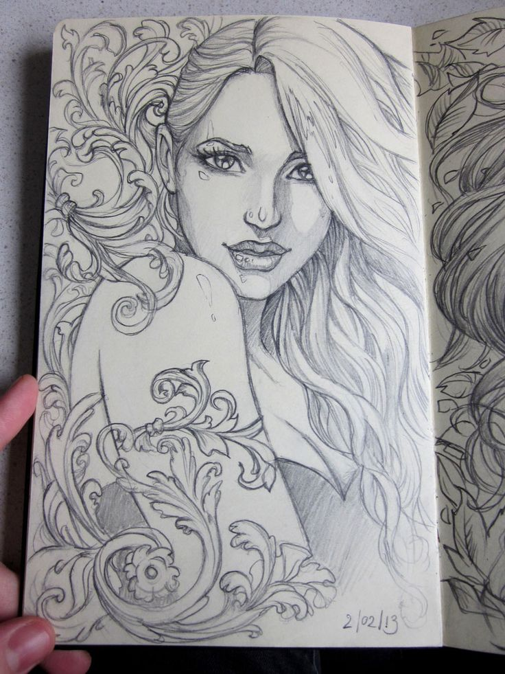 jordan by deviantART    sketch Moleskine air on  Sabinerich