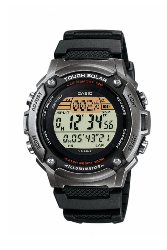 W-S200H-1AVEF - Casio Tough Solar heren horloge