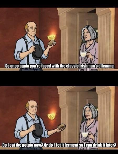 LOL  Thanks Archer :)