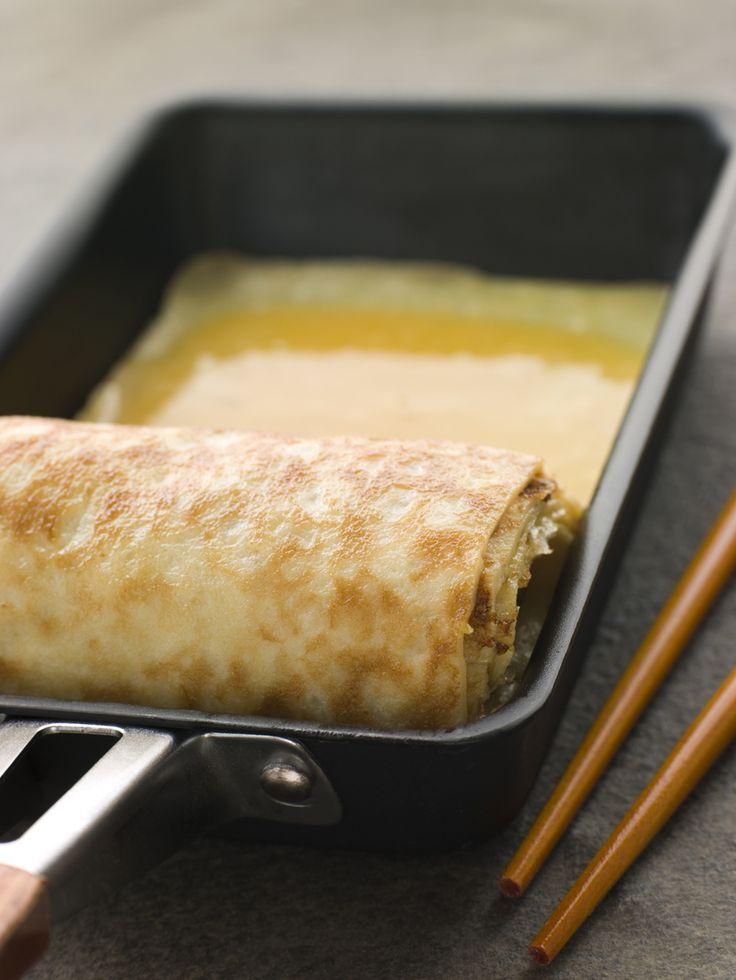 De magie achter de Japanse omelet (tamago)