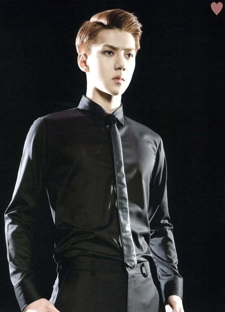 [140524] Sehun (EXO) New Picture for Brochure Concert EXO FROM. EXOPLANET #1 (Scan) by yehet0408 [2]