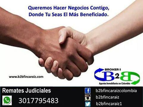 https://flic.kr/p/FSRqv4 | Remates Judiciales en Cartagena B2B Finca Raíz, Agentes Inmobiliarios en Colombia. El sueño de un hogar propio. www.b2bfincaraiz.com Cel: 3017795483