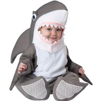 Baby Bite Size Shark Costume lol