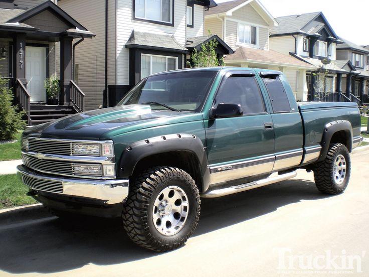98 chevy silverado parts | Truckin Magazine Readers Rides 1998 Chevy Silverado Photo 1