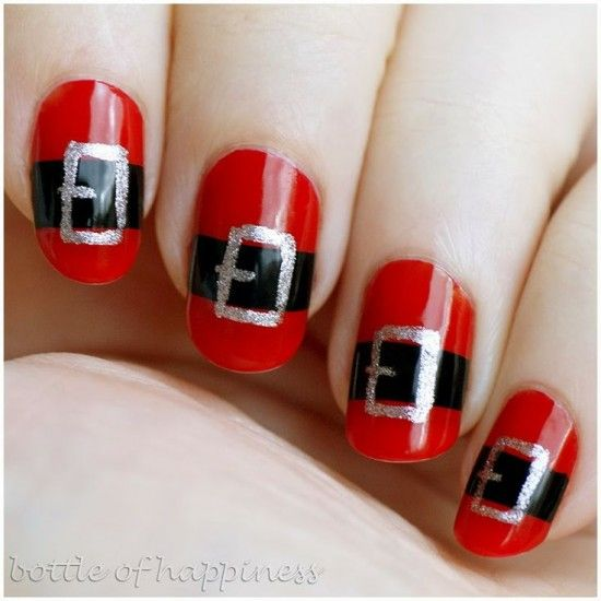 Christmas Nail Art All The Best Ideas To Try   The WHOot