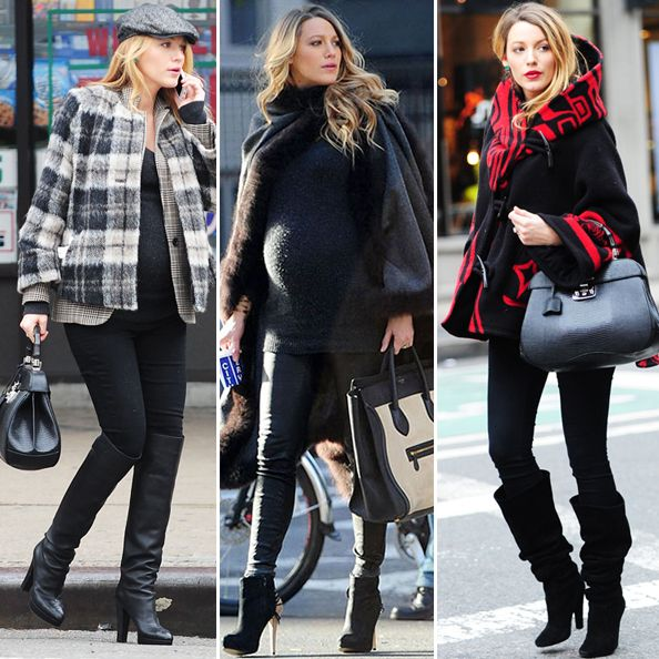 There's no denying it—Blake Lively is one stylish mom-t0-be. The statuesque actress has stepped up her sartorial game since announcing that she and Ryan Reynolds are expecting their first child, donning one unexpected maternity outfit after another and leaving us all wondering how we can dress like Blake. RELATED: Blake Lively on Her New Lifestyle…