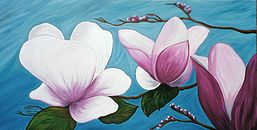 My Magnolias by Gemma Donnellan