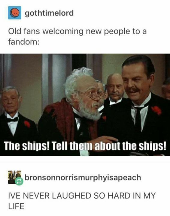 The ships #harrypotter