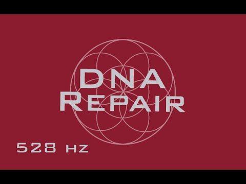 DNA Repair - Repair DNA, RNA, Cellular Structure - 528 Hz - Ancient Solfeggio Scale   #meditation #music #dna