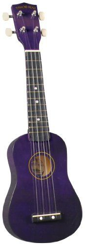 Diamond Head DU-108 Ukulele, Purple by Diamond Head. $28.89. DU-108 Purple Ukulele Join the latest craze and get your very own Diamond Head DU-100 series ukulele! They are available in eleven beautiful colors with careful workmanship and fantastic tone, well beyond that of other entry level instruments on the market today. As a result, they tune up perfectly and play so easy that kids will love 'em and grown-ups too! Each instrument comes with its very own color matched ...