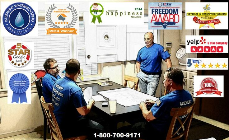 Best Of Basement Waterproofing Specialists