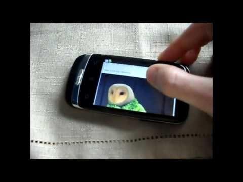 Review Huawei Blaze U8510 & Huawei Ascend P6 - YouTube