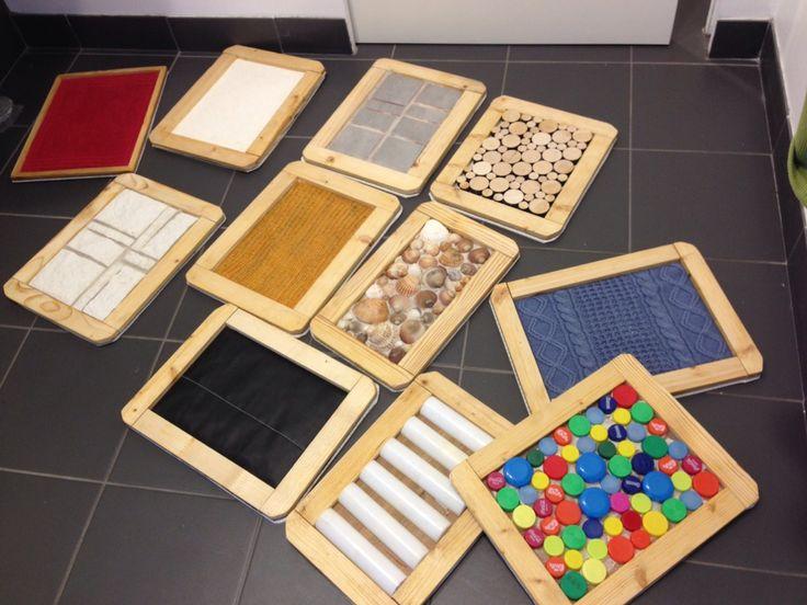 108 best Activités sensorielles images on Pinterest Montessori - cree sa maison en d