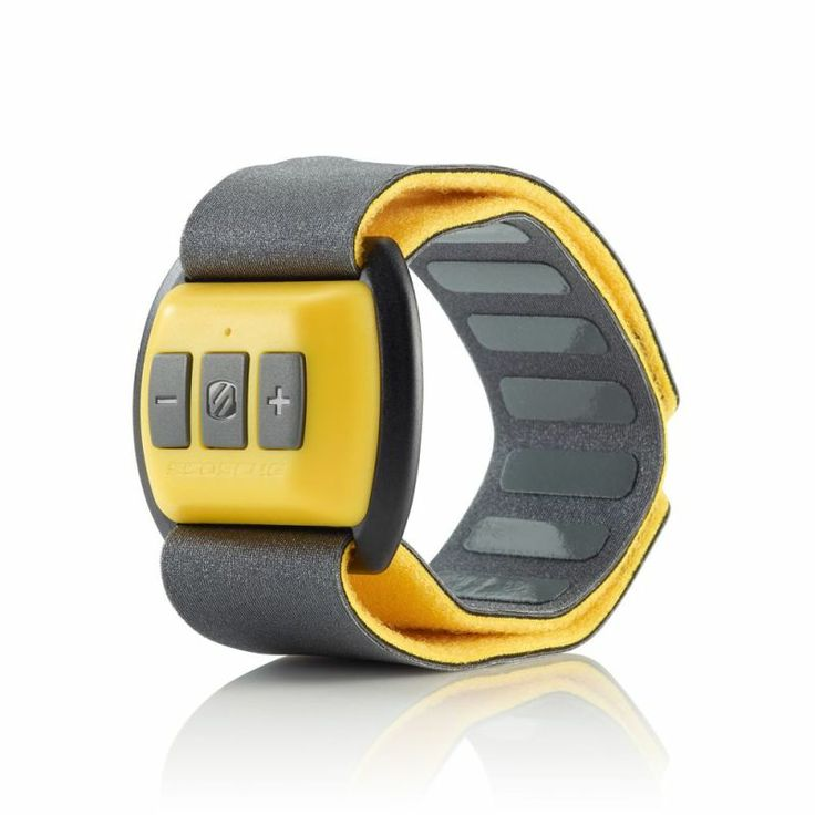 Scosche Rhythm Pulse Monitor - Yellow