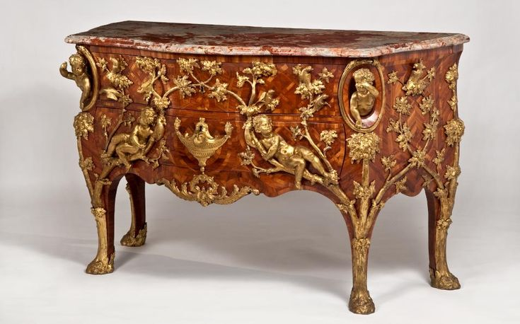 44 best atc charles cressent images on pinterest antique furniture frenc - Mobilier style louis xv ...