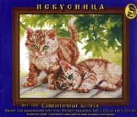 Gallery.ru / Фото #1 - Симпатичные котята - Tatjana-vas