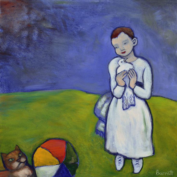 Picasso's Cat | Mychael Barratt
