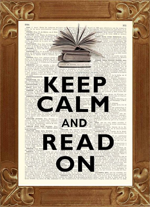 Keep calm and read on! www.bibliotheeklangedijk.nl