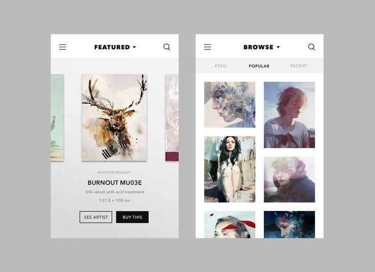 170 best Mobile Design images on Pinterest | App ui, Interface ...