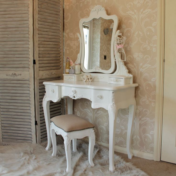 1000 images about dressing table styling on pinterest for Cheap dressing table with mirror