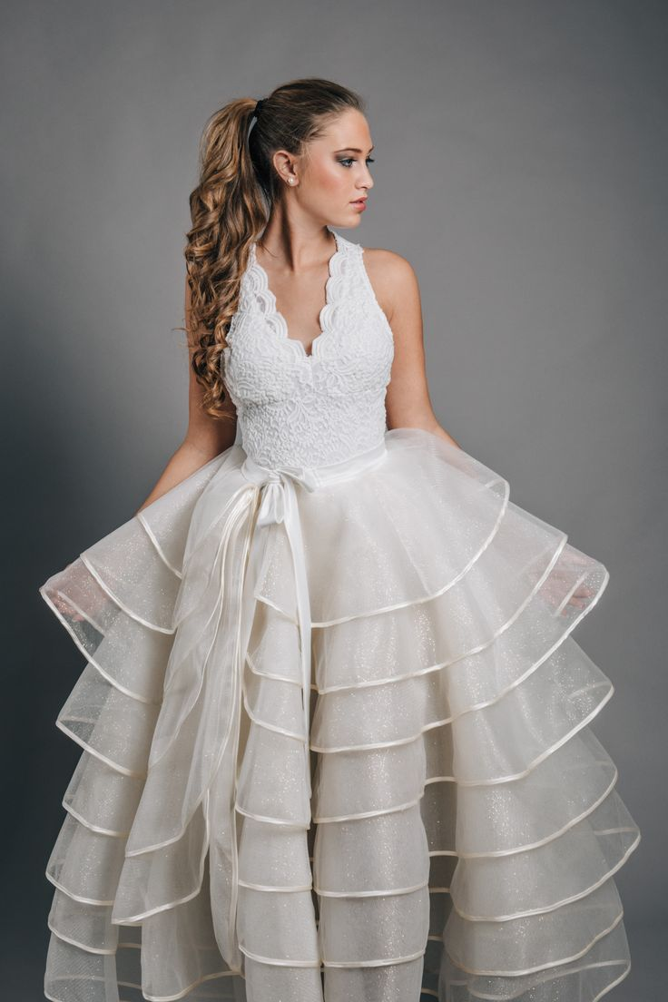 White Wedding Dress!   #wedding #dress #white #kefashion