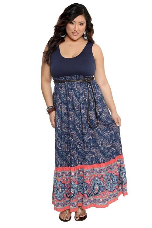 Stoianm atlantic blue watercolor dress