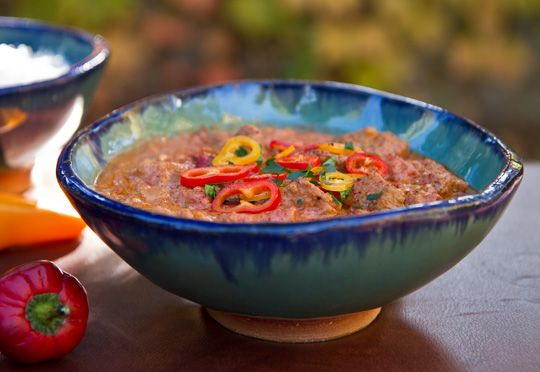 Mafe - West African beef stew with peanut butter - sounds awesome! @M ...