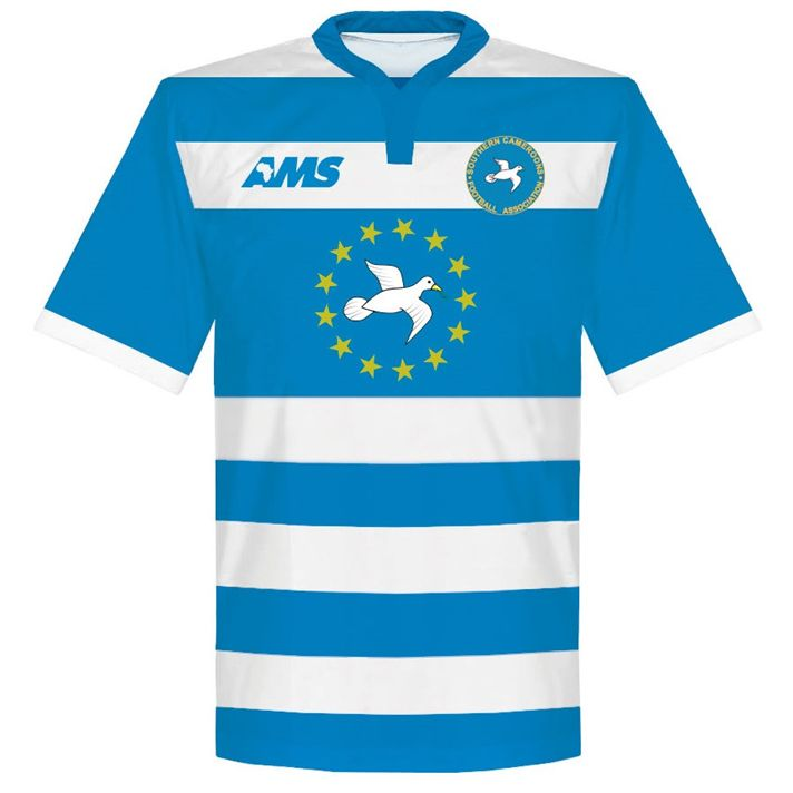 Southern Cameroons Football Jersey