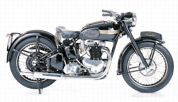 1953 Triumph Blackird